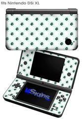 Kearas Daisies Diffuse Glow - Decal Style Skin fits Nintendo DSi XL (DSi SOLD SEPARATELY)