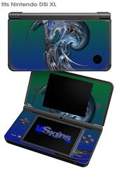 Crane - Decal Style Skin fits Nintendo DSi XL (DSi SOLD SEPARATELY)