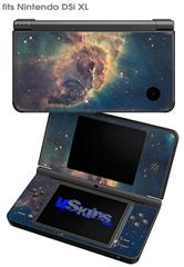 Hubble Images - Carina Nebula Pillar - Decal Style Skin fits Nintendo DSi XL (DSi SOLD SEPARATELY)