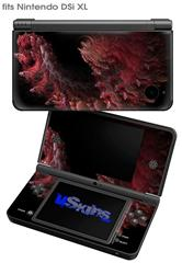 Coral2 - Decal Style Skin fits Nintendo DSi XL (DSi SOLD SEPARATELY)