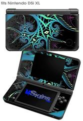 Druids Play - Decal Style Skin fits Nintendo DSi XL (DSi SOLD SEPARATELY)
