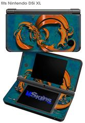 Dragon2 - Decal Style Skin fits Nintendo DSi XL (DSi SOLD SEPARATELY)