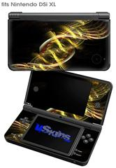 Dna - Decal Style Skin fits Nintendo DSi XL (DSi SOLD SEPARATELY)