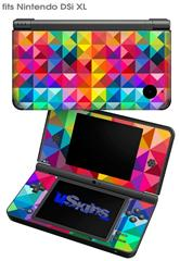 Spectrums - Decal Style Skin fits Nintendo DSi XL (DSi SOLD SEPARATELY)