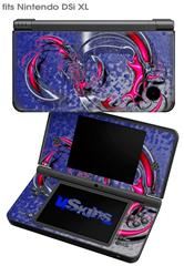 Dragon3 - Decal Style Skin fits Nintendo DSi XL (DSi SOLD SEPARATELY)