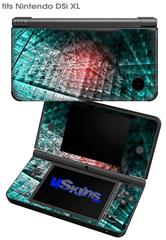 Crystal - Decal Style Skin fits Nintendo DSi XL (DSi SOLD SEPARATELY)