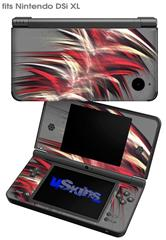 Fur - Decal Style Skin fits Nintendo DSi XL (DSi SOLD SEPARATELY)