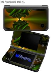 Contact - Decal Style Skin fits Nintendo DSi XL (DSi SOLD SEPARATELY)