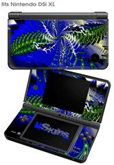 Hyperspace Entry - Decal Style Skin fits Nintendo DSi XL (DSi SOLD SEPARATELY)