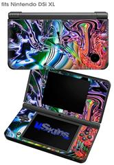 Interaction - Decal Style Skin fits Nintendo DSi XL (DSi SOLD SEPARATELY)
