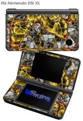 Lizard Skin - Decal Style Skin fits Nintendo DSi XL (DSi SOLD SEPARATELY)