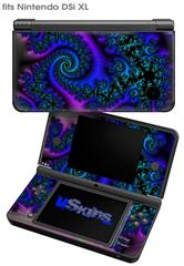 Many-Legged Beast - Decal Style Skin fits Nintendo DSi XL (DSi SOLD SEPARATELY)