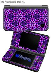 Daisy Pink - Decal Style Skin fits Nintendo DSi XL (DSi SOLD SEPARATELY)