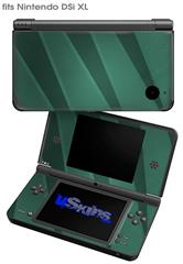 VintageID 25 Seafoam Green - Decal Style Skin fits Nintendo DSi XL (DSi SOLD SEPARATELY)