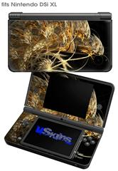 Moth - Decal Style Skin fits Nintendo DSi XL (DSi SOLD SEPARATELY)