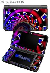 Rocket Science - Decal Style Skin fits Nintendo DSi XL (DSi SOLD SEPARATELY)