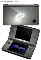 Ripples Of Light - Decal Style Skin fits Nintendo DSi XL (DSi SOLD SEPARATELY)