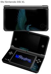 Sea Dragon - Decal Style Skin fits Nintendo DSi XL (DSi SOLD SEPARATELY)