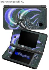 Sea Anemone2 - Decal Style Skin fits Nintendo DSi XL (DSi SOLD SEPARATELY)