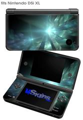 Shards - Decal Style Skin fits Nintendo DSi XL (DSi SOLD SEPARATELY)