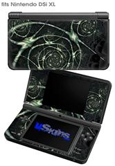 Spirals2 - Decal Style Skin fits Nintendo DSi XL (DSi SOLD SEPARATELY)