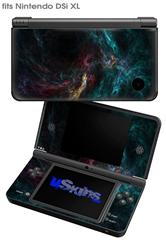 Thunder - Decal Style Skin fits Nintendo DSi XL (DSi SOLD SEPARATELY)