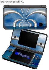 Waterworld - Decal Style Skin fits Nintendo DSi XL (DSi SOLD SEPARATELY)