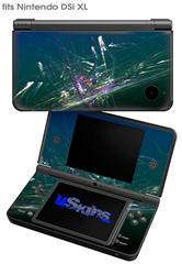 Oceanic - Decal Style Skin fits Nintendo DSi XL (DSi SOLD SEPARATELY)