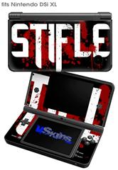 Stifle - Decal Style Skin fits Nintendo DSi XL (DSi SOLD SEPARATELY)