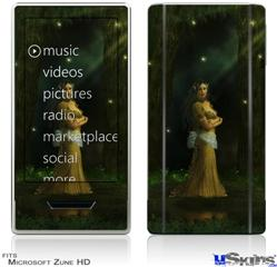 Zune HD Skin - Kathy Gold - The Queen