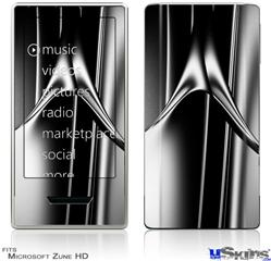 Zune HD Skin - Smooth Moves