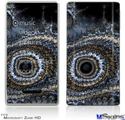 Zune HD Skin - Eye Of The Storm