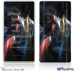 Zune HD Skin - Darkness Stirs