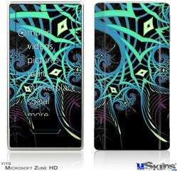 Zune HD Skin - Druids Play