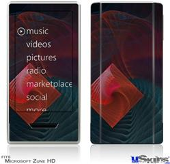 Zune HD Skin - Diamond