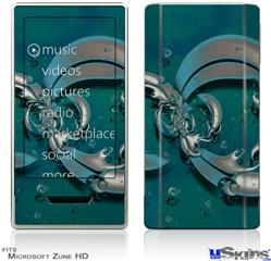 Zune HD Skin - Dragon1