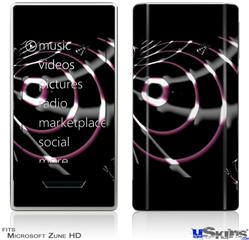 Zune HD Skin - From Space