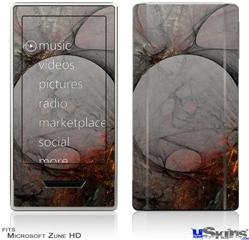 Zune HD Skin - Framed