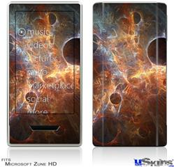 Zune HD Skin - Kappa Space