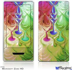 Zune HD Skin - Learning