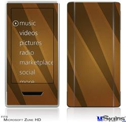 Zune HD Skin - VintageID 25 Brown