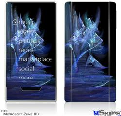 Zune HD Skin - Midnight