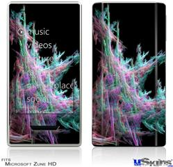 Zune HD Skin - Pickupsticks