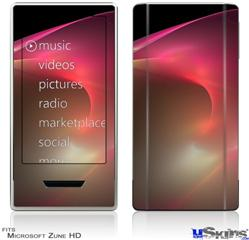 Zune HD Skin - Surface Tension