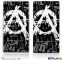 Zune HD Skin - Anarchy