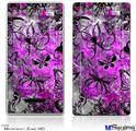 Zune HD Skin - Butterfly Graffiti