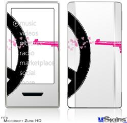Zune HD Skin - Whatever Your Planned For Me