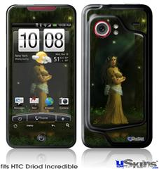 HTC Droid Incredible Skin - Kathy Gold - The Queen