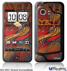HTC Droid Incredible Skin - Y&T Mean Streak