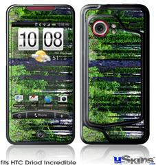 HTC Droid Incredible Skin - South GA Forrest